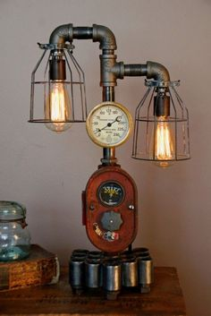19 Ideas of industrial parts in the interior