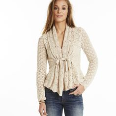top-drawer cardigan LIGHT CHALK