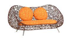 MURILLO FURNITURE PHILIPPINES : Philippine Furniture - Home Furnishings - Artworks - 2006 - Nebula 2 Seater PV