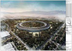 Apple bouwt aan een 2e Campus in Cupertino. Ze hebben de beste architecten in de wereld ingehuurd om een schitterend en duurzaam ontwerp te maken. Zie http://beta.wikiversity.org/wiki/Apple%27s_locaties voor meer info.