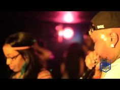 "Dj Smooth & Stuey Rock ""Shwaggaban"" mixtape party"