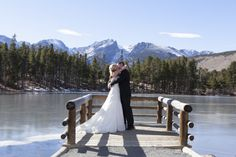Stunning Colorado Weddings - Beats a Vegas Quickie Any Day!  By Marry Me In Colorado and Vows, Estes Park