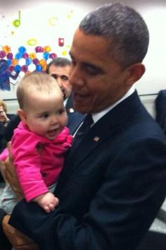Slain Sandy Hook principal's daughter tweets photo of her baby, Obama - TODAY News