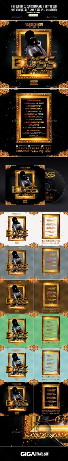 Mixtape Template We Got Beats 5. For More Producer Psd Templates