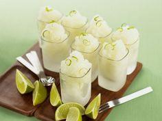 Limonen Granité Mit Vodka
