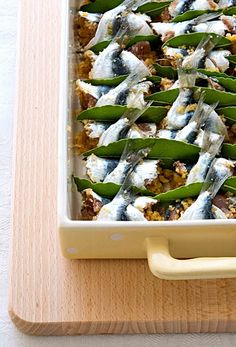 Sicilian Sardine Recipe - not translated Sarde a beccafico « Kitchenqb