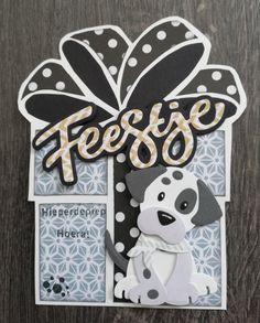 Marianne Design, Birthday Cards, Card Ideas, Stencils, Crafts, Animals, Gift, Bday Cards, Animales