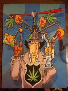 Mr.DoobieGadget....Who.Whooooooo #90s #420 #highlife