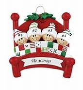 personalized clay christmas ornament - Bing Images
