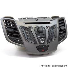 Bei uns im Shop! Ein Ford Fiesta MK7 ab Baujahr 2008 CD-Spieler MIT BEDIENELEMENT!