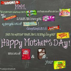 Candy Crate : Happy Mother's Day!