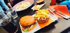 Päivä Suomenlinnassa – Dream of the Day Latte Macchiato, Hamburger, Ethnic Recipes, Food, Essen, Burgers, Meals, Yemek, Latte