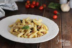 Pasta+cremosa+alle+melanzane