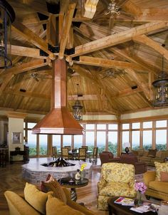 TMG Timber frame home