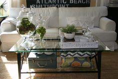 Rod Works, coffee table decor, home decor, table decor