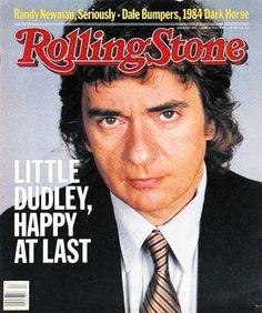 Dudley Moore - Rolling Stone Magazine [United States] (31 March 1983)