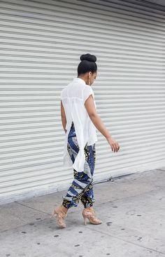 Крошечная гардероб: Я не достаточное количество цыганских штаны