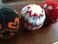 Custom kerstballen, volgens Arne en Carlos