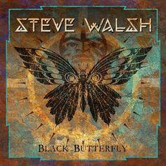 Steve Walsh, Black Butterfly