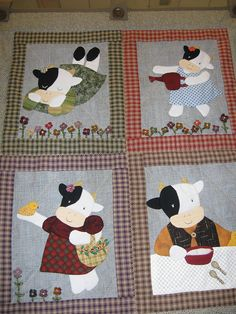 Flávia 716//Encontro de patchwork by flavia_sm1963, via Flickr