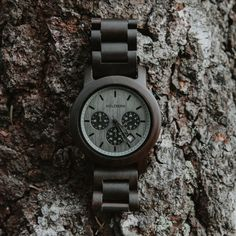"Our model ""Northwall"" Holzkern - handmade wood watches - stone watches - sandalwood - rockgrey Watch Model, Man Style, Wood Watch, Mens Fashion, Watches, Stone, Tips, Handmade, Timber Wood"