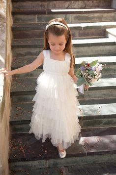 Flower Girl Look ~ {Seed Floral Couture}   Keywords: #flowergirldresses #jevelweddingplanning Follow Us: www.jevelweddingplanning.com  www.facebook.com/jevelweddingplanning/
