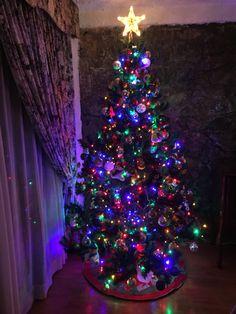 Navidad 2014 Christmas Tree, Holiday Decor, Home Decor, Xmas, Teal Christmas Tree, Decoration Home, Room Decor, Xmas Trees, Christmas Trees