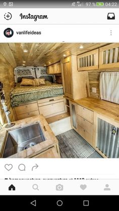 Beautiful RV Camper Does Van Life Remodel Inspire You. You're likely to have to do something similar for van life also. Van life lets you be spontaneous. Van life will consistently motivate you to carry on. Sprinter Van Conversion, Camper Van Conversion Diy, Van Conversion Layout, Campervan Conversions Layout, Van Conversion Bathroom, Van Conversion Interior, Bus Camper, Camper Trailers, Sprinter Camper
