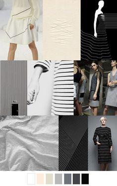 Stripes // Black & White Trend 2016