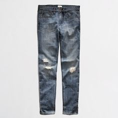 Purchasing from J Crew. Would love items to go with this- J.Crew Factory - Factory boy jean