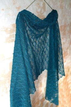 Hey, I found this really awesome Etsy listing at https://www.etsy.com/listing/96825871/teal-blue-linen-scarf-knitted-lace-shawl