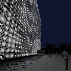 GreenPix: Zero Energy Media Wall