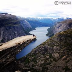 Exploration & Photo by @adrenalexb Location / Trolltunga, Hordaland, Norway