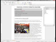 Documenti ben formati con LibreOffice, parte 2