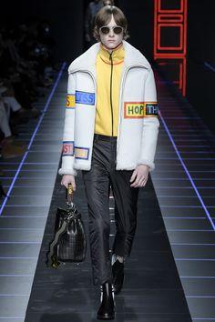 Fendi Fall 2017 Menswear Collection Photos - Vogue