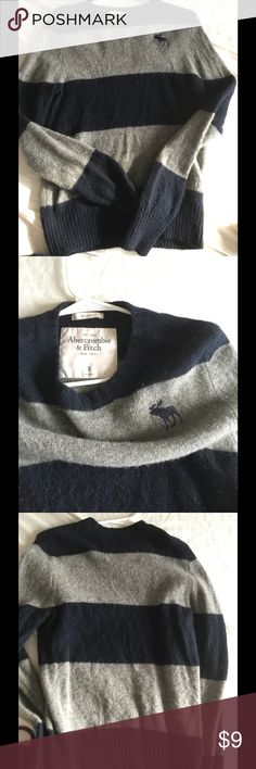 Man sweater Used , good condition Abercrombie & Fitch Sweaters Crewneck