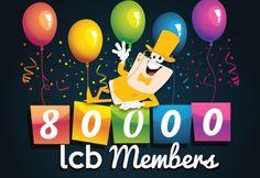 80000 Members and still growing! http://www.latestcasinobonuses.com/