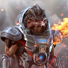 For TUCHANKA! Mass Effect