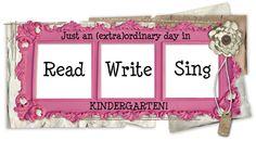 Kindergarten Teacher Blog