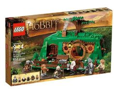 LEGO Loftr And Hobbit 79003 - Un Raduno Inatteso LEGO http://www.amazon.it/dp/B008KYL2J6/ref=cm_sw_r_pi_dp_IPBvwb07B1QYV