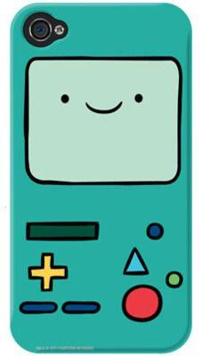 Adventure time BMO iphone case