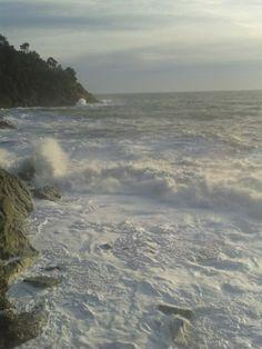 Bonassola www.caduferra.it Seasons, Beach, Water, Places, Outdoor, Water Water, Outdoors, Aqua, Seasons Of The Year
