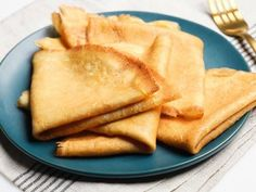 Get creative with these great recipes for sweet and savory crepes from Food Network. Crepe Recipe Food Network, Food Network Recipes, Cooking Recipes, Kitchen Recipes, Amish Recipes, Quick Recipes, Beef Recipes, Best Crepes, Savory Crepes