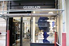 Guerlain boutique at 10 rue des Franc- Bourgeois (11 boutiques in Paris)