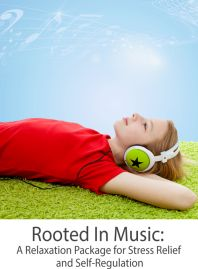 "Online Music Therapy Relaxation Recording for Autism: ""Rooted In Music"" by Esther Thane READ Special Needs Book Review post"