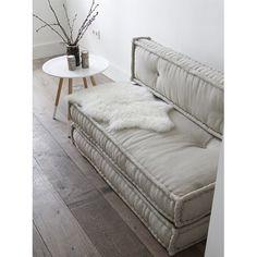 kamer 26 - lounge mattress + cover