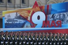 TASS: Military & Defense - Victory Day parade on Red Square