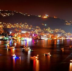 All the colours of Jounieh