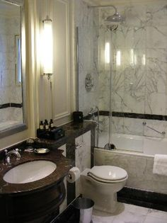 savoy hotel bathroom | Luxury Marble Bathroom - Picture of The Savoy, London - TripAdvisor