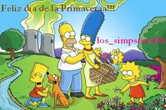 Primavera Simpsons
